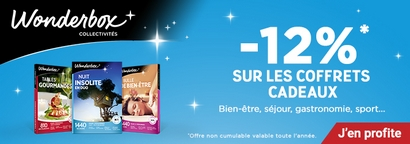 reduction wonderbox coffret cadeau 12