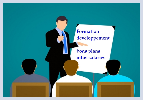 infos formation salarie