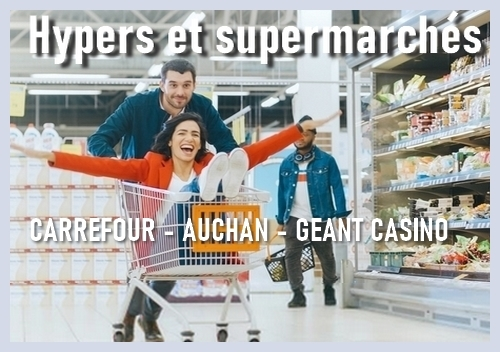 reduction Hyppermarchés